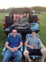 <h2>Canada Day at Disney Brook</h2><p> Ready for Out Door movie</p>