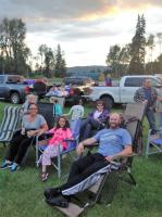 <h2>Canada Day at Disney Brook</h2><p>Were ready for out door movie</p>